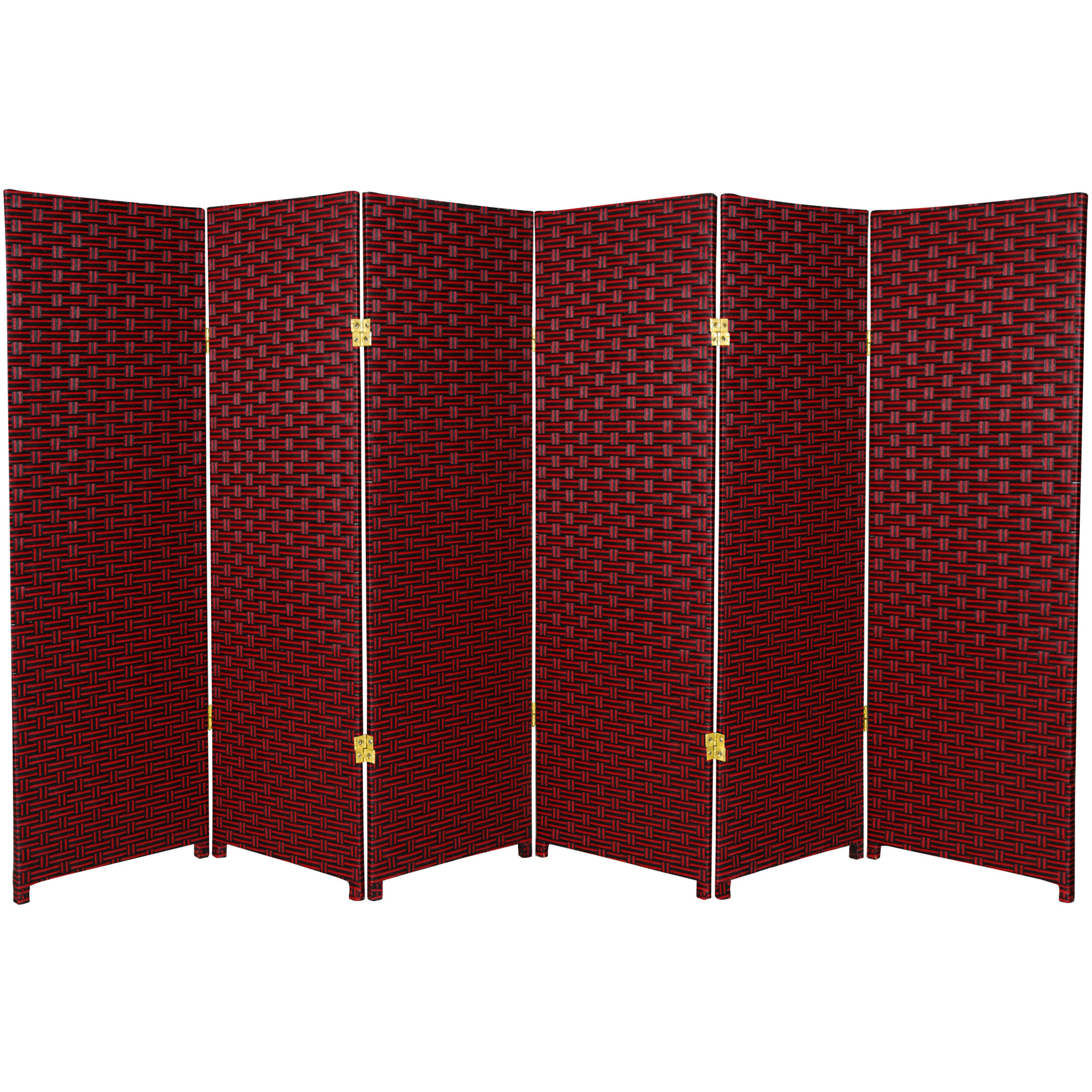 Bloomsbury Market Salvador 6 Panels 4 Ft Room Divider Reviews Wayfair