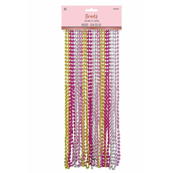 Bead Necklace Wayfair