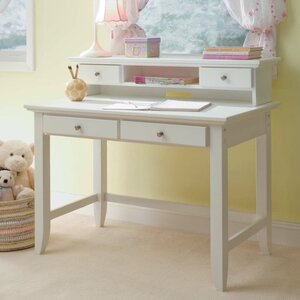 Katy Student Desk and Hutch Set
