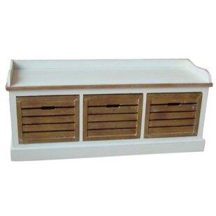 Knowles Storage Bench By Beachcrest Home