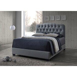 Chesser Upholstered Bed Frame By Rosdorf Park