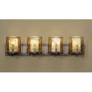 Orren Ellis Crane 4-Light Vanity Light