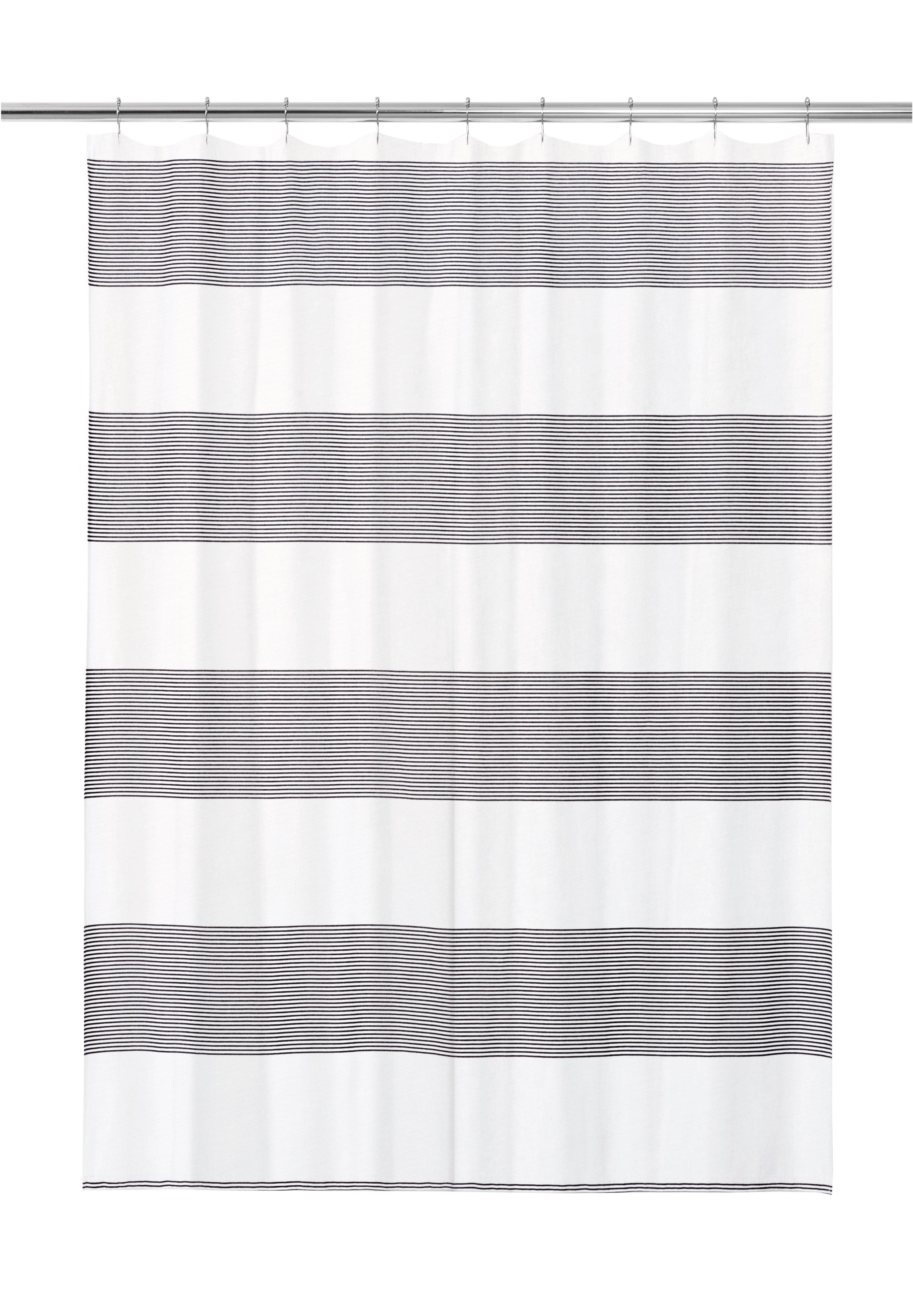 Donald Cotton Single Shower Curtain