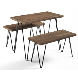 Zavier 3 Piece Dining Set Looking for