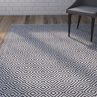 Affordable Criswell Black Area Rug By Wrought Studio