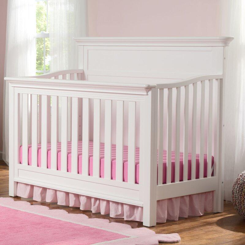 Serta Fairmount 4 In 1 Convertible Crib Wayfair
