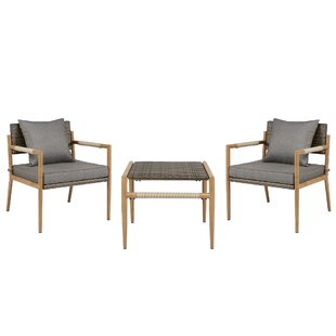 Natale 3 Piece Dining Set by Mistana