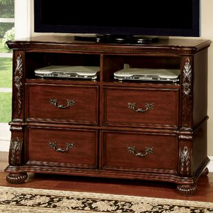 Garvey 4 Drawer Media Dresser