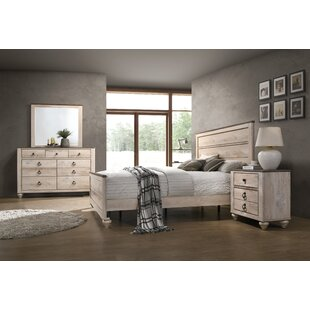 Tavistock Panel 4 Piece Bedroom Set
