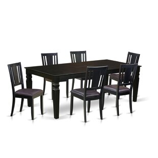 Aqueduct 7 Piece Dining Set DarHome Co