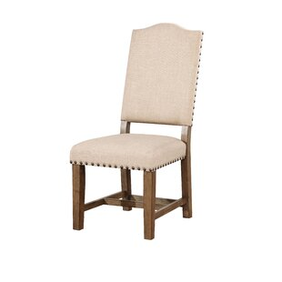 Proxima Upholstered Dining Chair (Set of 2) by One Allium Way