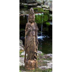 Yin Quan Statue