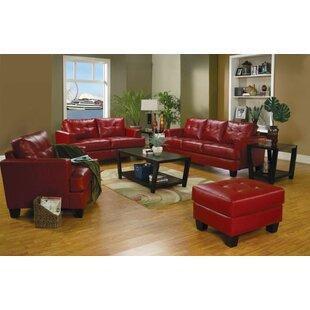 Latitude Run Kelch 4 Piece Living Room Set