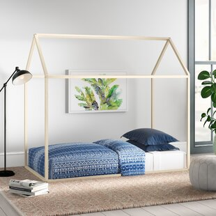 Rupert House Single Canopy Bed by Mistana