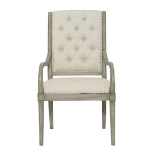 Marquesa Upholstered Dining Chair (Set of 2) Bernhardt