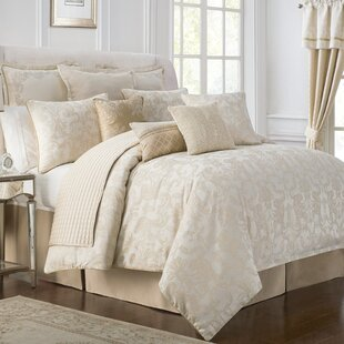 Britt 4 Piece Reversible Comforter Set