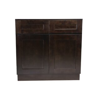 Brookings 34.5 x 36 Kitchen Base Cabinet by Design House