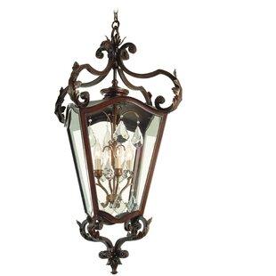 Corbett Lighting St. Tropez Outdoor Hanging Lantern