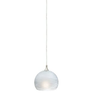 Zipcode Design Dominique 1-Light Pendant