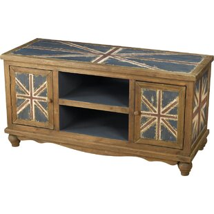 Britania 2 Door Accent Cabinet by AA Importing