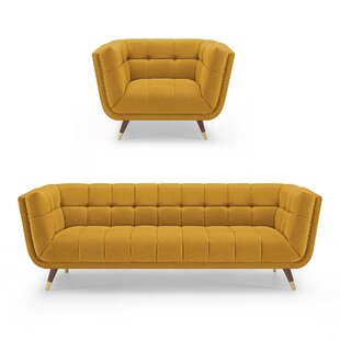Shedrake 2 Piece Living Room Set by Wrought Studio™