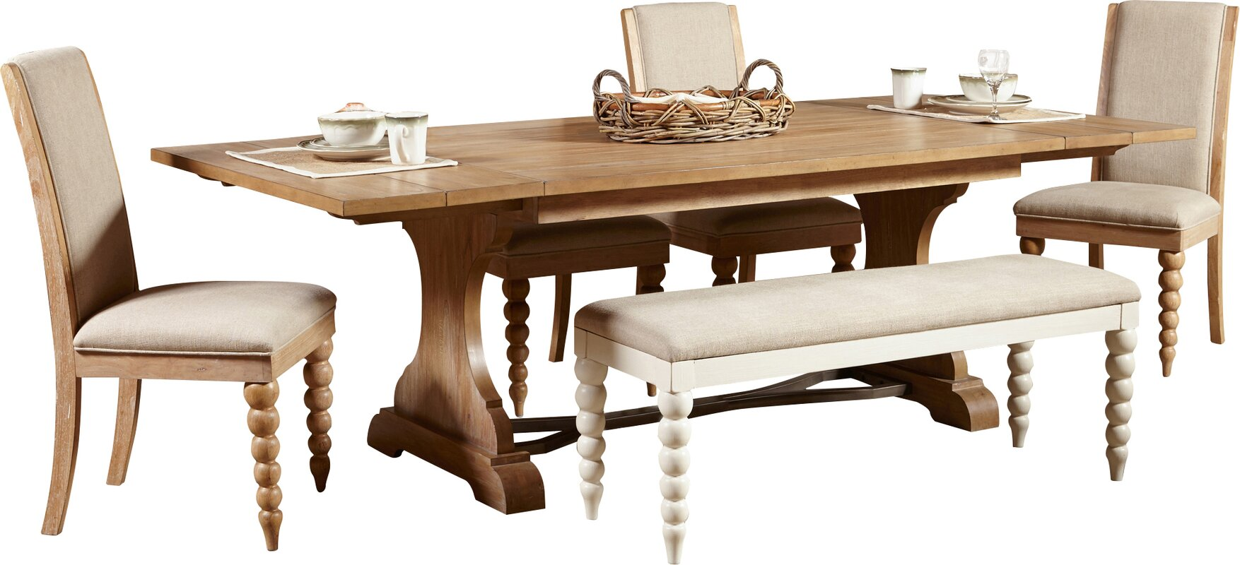 Bleau Trestle Dining Table
