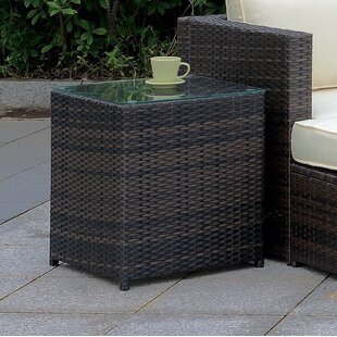 Morrell Patio End Table