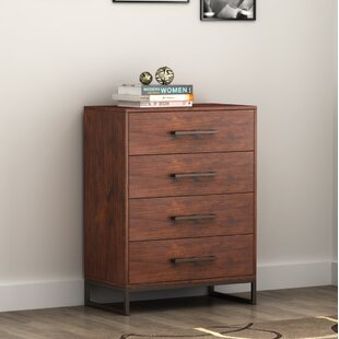 Ivy Bronx Sherlene 4 Drawer Chest