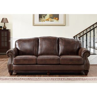 Mendenhall Leather Sofa