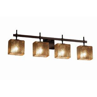 Luzerne 4-Light Vanity Light By Brayden Studio Wall Lights