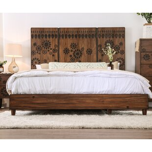 Alayah Panel Bed