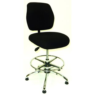Industrial ESD Drafting Chair by Symple Stuff Looking for