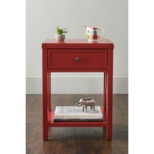 Laurel End Table With Storage�