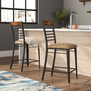 Fountain Counter Height Side Chair (Set of 2)