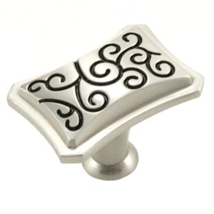 Palermo Rectangle Novelty Knob