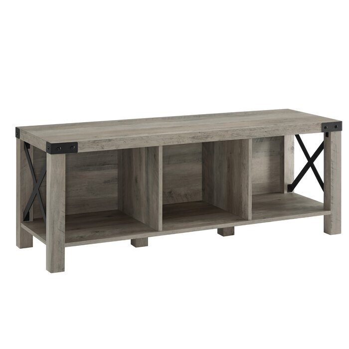 Prime Kunz Cubby Storage Bench Gmtry Best Dining Table And Chair Ideas Images Gmtryco