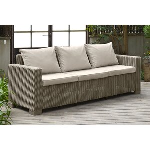 Stallcup Modern Sofa With Cushions