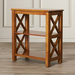 Tipton Etagere Bookcase by Charlton Home