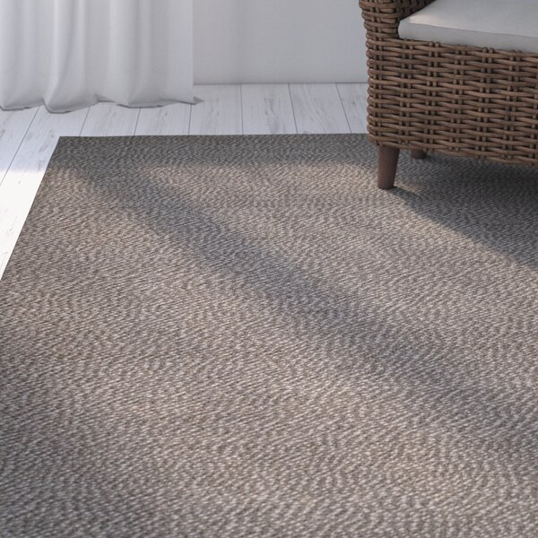 Andover Mills Jeremy Jute Sisal Black Gray Area Rug Reviews Wayfair