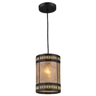 Varun 2-Light Cylinder Pendant by World Menagerie