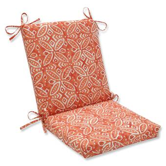 Charlton Home Kolling Indoor Outdoor Dining Chair Cushion Reviews Wayfair