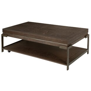 Cartwright Lift Top Coffee Table by Wrought Studio Comparison