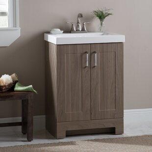 Nels 25 Single Bathroom Vanity Set By Zipcode Design