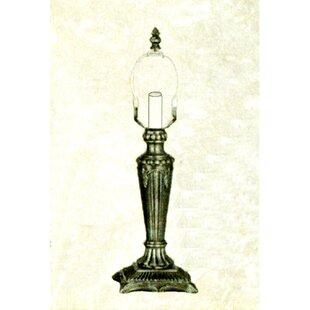 Mini Fluted Fleur 6.5 Table Lamp Base