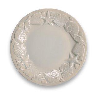 Cantrell Coral Reef Sea Shell Opal Melamine Dinner Plate (Set of 6)  sc 1 st  Wayfair & Acrylic \u0026 Melamine Plates \u0026 Saucers You\u0027ll Love | Wayfair