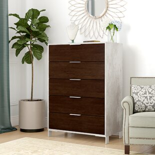 Lipscomb 5 Drawer Chest