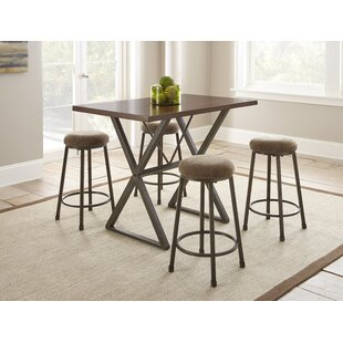 Red Cliff 5 Piece Dining Set
