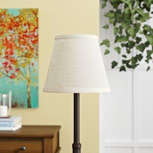 Slant 8 Linen Empire Lamp Shade