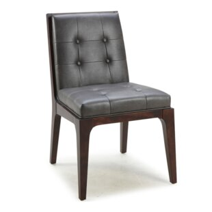 5West Club Upholstered Dining Chair Sunpan Modern