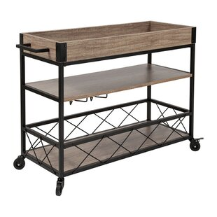 Cardinal Bar Cart by Williston Forge